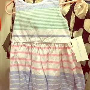 Spring Dress. Sz. 9 mo